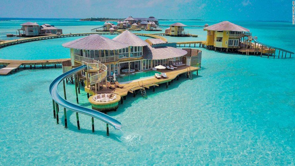 Biaya Hotel di Maldives