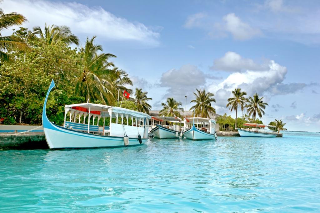 Biaya Penerbangan Ke Maldives