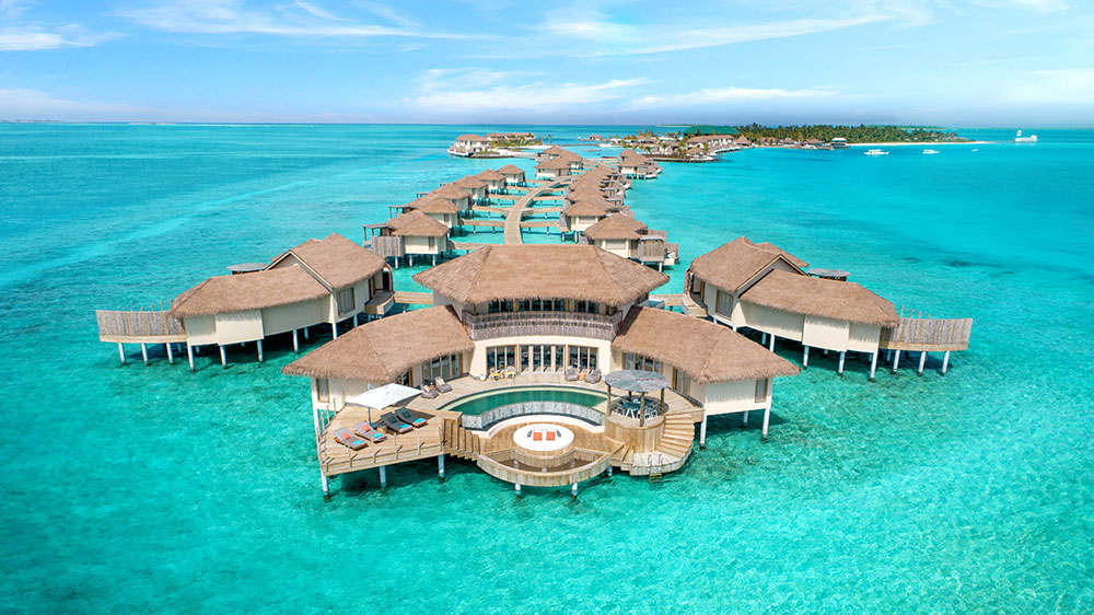 Kumpulan Hotel Murah Di Maldives / Maladewa